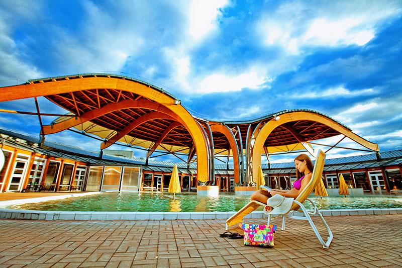 Gyógy- és élménycentrum Bükfürdőn