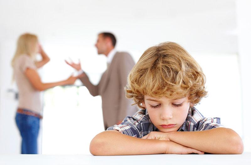 Súlyos trauma lehet az apróságoknak a válás