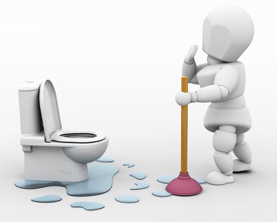 A széklet még azt is elárulja, milyen gyakran dugul el a WC lefolyója