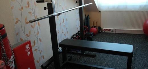 Saját otthonunkban is lehet egy külön szobánk vagy egy kis sarkunk, ahol edzhetünk