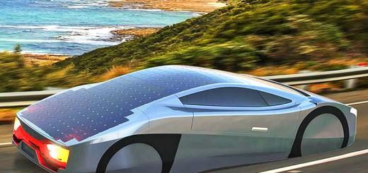 Elkészült a világ első napelemes sportkocsija: Immmortus