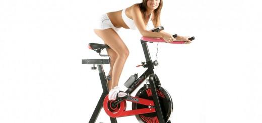 Egészségmegőrzés és alakformálás szobakerékpárral